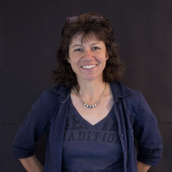 Catherine Vouilloz responsable administrative